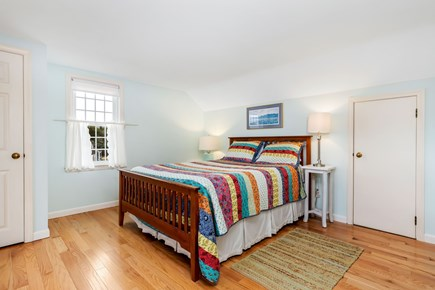 Orleans Cape Cod vacation rental - Upstairs bedroom with one full bed and futon.