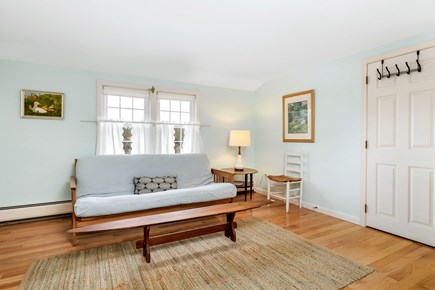 Orleans Cape Cod vacation rental - Upstairs bedroom with full and futon.