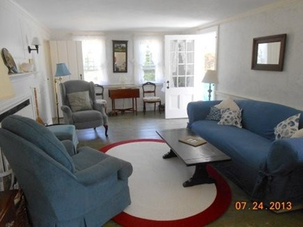 Orleans Cape Cod vacation rental - Living area.