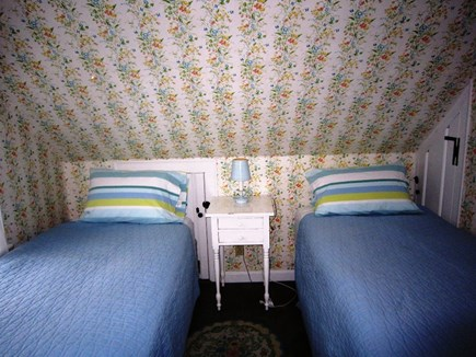 Orleans Cape Cod vacation rental - Bedroom with 2 twin beds.
