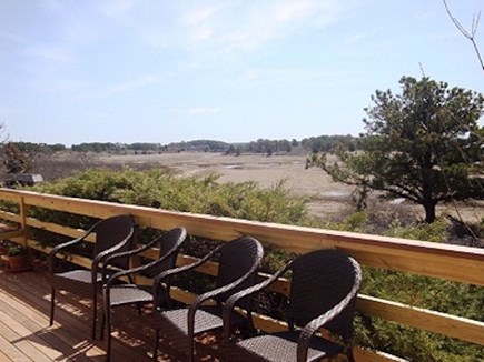 Wellfleet Cape Cod vacation rental - Plenty of deck space