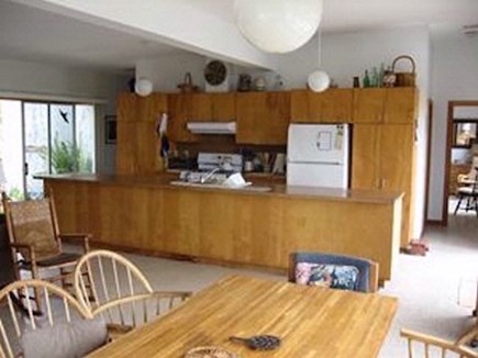 Wellfleet Cape Cod vacation rental - Open kitchen with plenty of space for everyone