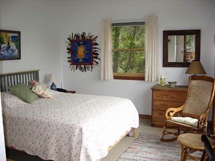 Wellfleet Cape Cod vacation rental - Bedroom with those oh so special views