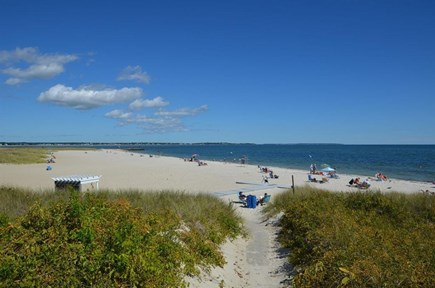 Osterville Osterville vacation rental - Use the beach pass for beautiful Dowses Beach just one mile away