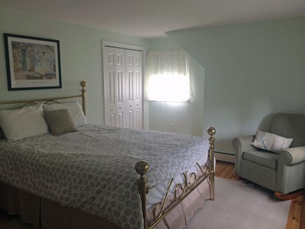 Osterville Osterville vacation rental - 2nd floor bedroom with queen bed, 2 closets