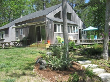 Truro Cape Cod vacation rental - Quiet & Secluded