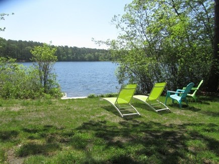 Truro Cape Cod vacation rental - Relax by the water!