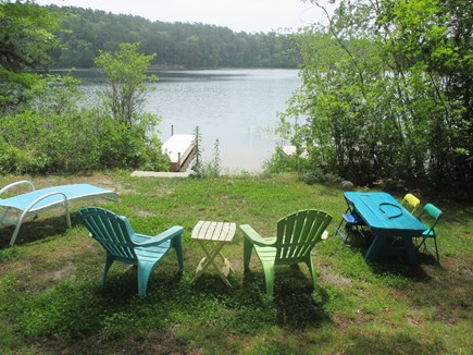 Truro Cape Cod vacation rental - Your own little oasis at Great Pond