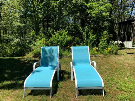 Truro Cape Cod vacation rental - Outdoor Lounging