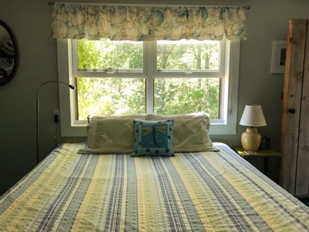 Truro Cape Cod vacation rental - Downstairs King Bed