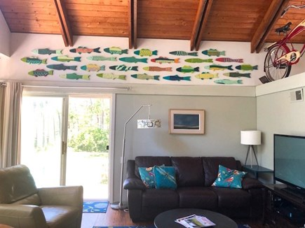 Truro Cape Cod vacation rental - Fishy Fishy