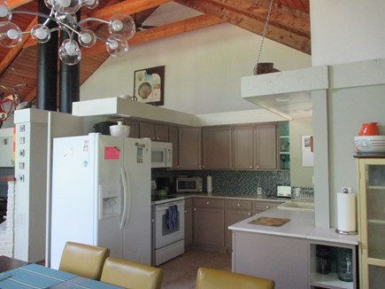 Truro Cape Cod vacation rental - Convenient Kitchen Space