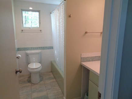 Truro Cape Cod vacation rental - Main Floor Full Bath