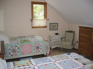 Eastham Cape Cod vacation rental - Second guest room with 2 twin beds.
