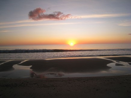 Orleans Cape Cod vacation rental - Sunrise at Nauset Beach