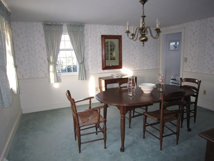 Orleans Cape Cod vacation rental - Dining room.
