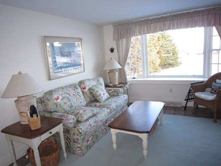 Orleans Cape Cod vacation rental - Family room with view of the Atlantic.