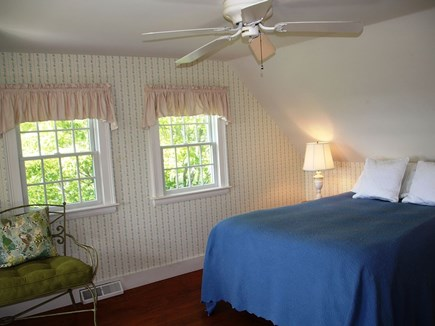 Orleans Cape Cod vacation rental - Upstairs bedroom with queen bed.