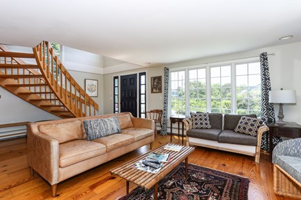 Orleans Cape Cod vacation rental - Living room.