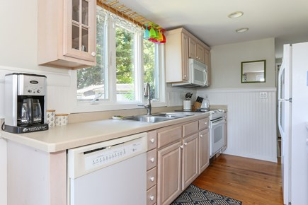 Orleans Cape Cod vacation rental - Fully equipped kitchen.