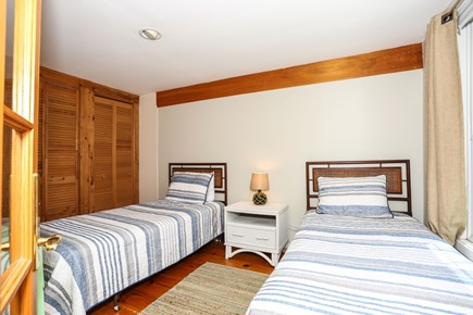 Orleans Cape Cod vacation rental - Twin bedroom on 1st floor.