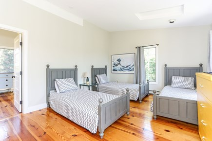 Orleans Cape Cod vacation rental - 2nd floor kids bedroom.