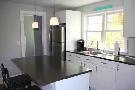 Orleans Cape Cod vacation rental - Guest quarters kitchenette.