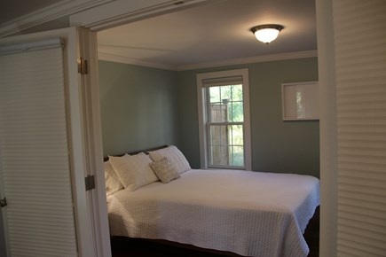 Orleans Cape Cod vacation rental - Lovely first floor bedroom with queen bed.
