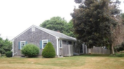 Orleans Cape Cod vacation rental - Outdoor shower.