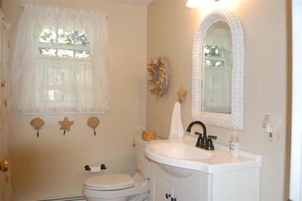 Orleans Cape Cod vacation rental - Bright updated full bath.