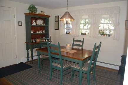 Orleans Cape Cod vacation rental - Dining area.