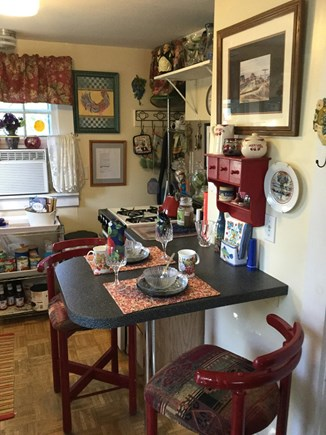 North Truro Cape Cod vacation rental - Fully equipped kitchen, gas stove and oven