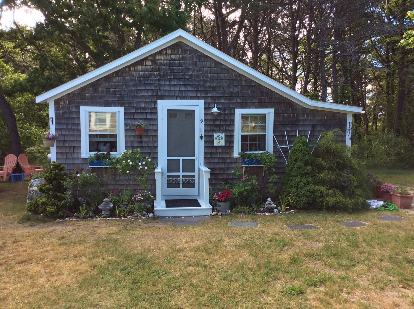 Truro vacation rental home in cape cod ma 02652 4 10ths for Cabin cape cod