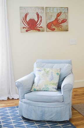 Dennis, North 6A, Bay Beaches! Cape Cod vacation rental - House comfortably decorated with coastal theme.