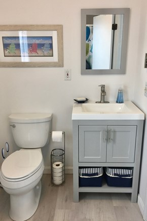 Eastham Cape Cod vacation rental - Two full bathrooms, one up and one on main floor
