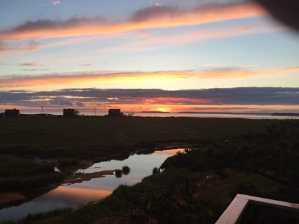 Eastham Cape Cod vacation rental - Phenomenal Sunset Views Every Day!