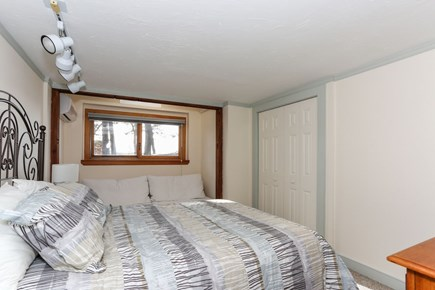 Wellfleet Cape Cod vacation rental - One of three lower level bedrooms