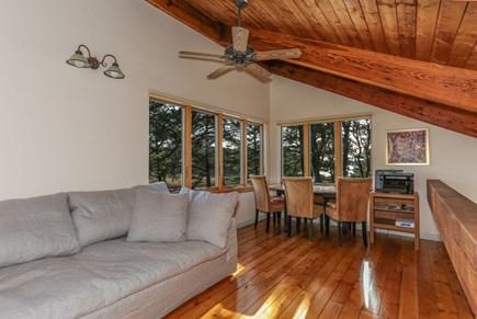 Wellfleet Cape Cod vacation rental - The office loft