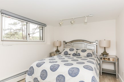 Wellfleet Cape Cod vacation rental - Lower level bedroom #2 with queen bed