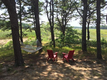 Wellfleet Cape Cod vacation rental - Lots of places to relax
