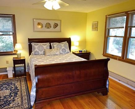 Brewster Cape Cod vacation rental - Master bedroom on first floor