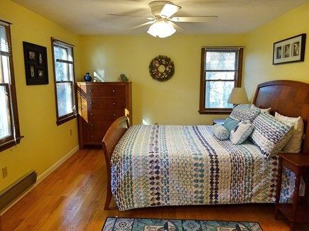 Brewster Cape Cod vacation rental - Another first floor bedroom with queen bed