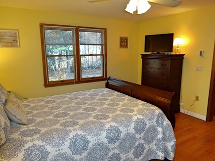 Brewster Cape Cod vacation rental - Master bedroom view 2