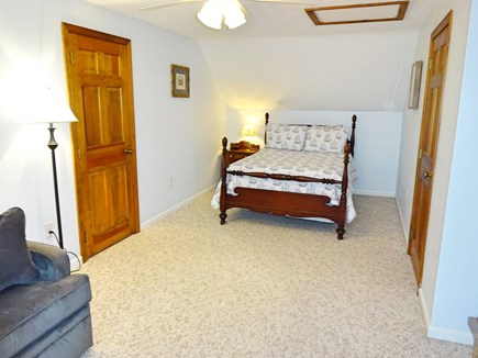 Brewster Cape Cod vacation rental - Second floor bedroom with full bed