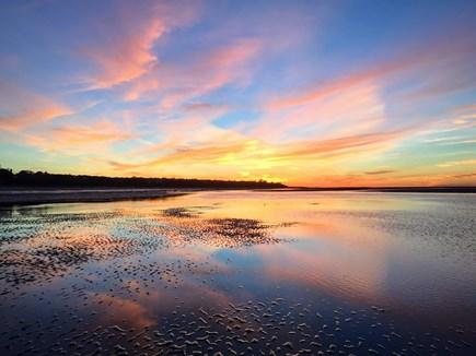 Brewster Cape Cod vacation rental - Sunset at Ellis Landing in Brewster