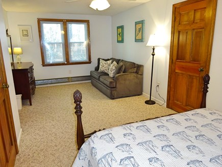 Brewster Cape Cod vacation rental - Second floor bedroom with full bedroom view 2