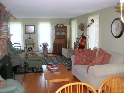 North Eastham Cape Cod vacation rental - Living