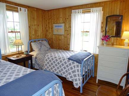 Sagamore Beach Sagamore Beach vacation rental - Twin bedroom on main floor