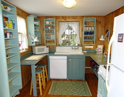 Sagamore Beach Cape Cod vacation rental - Kitchen