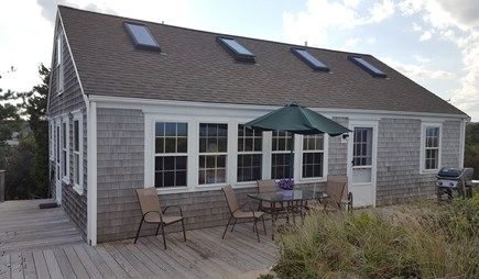 Sagamore Beach Sagamore Beach vacation rental - Sit and share a meal, watch the water